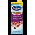 Ocean Spray Cranberry & Blackcurrant juice drink 1L
