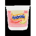 Ambrosia Custard Strawberry 150g